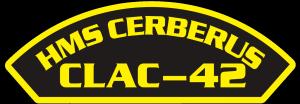 HMS Cerberus Patch